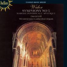Widor: Sinfonia N.5 In Fa Minore Op.42