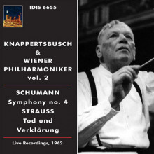 KNAPPERTSBUSCH dirige Schumann & Strauss