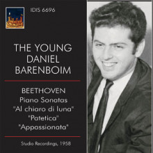 BAREMBOIM suona Beethoven(Sonate 14 - 8 - 23