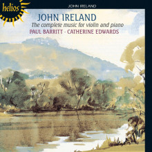 IRELAND: Musica per violino e piano - Int.