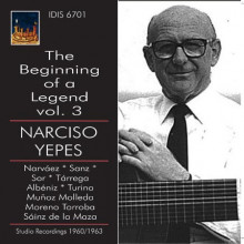 N.YEPES: The beginning of a legend - Vol.3