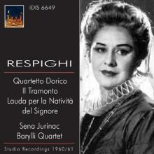 RESPIGHI: Quartetto Dorico - Il Tramonto..