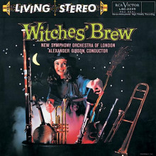 A.V.: Witches Brew (4 LP Clarity vinyl a 45 giri)