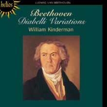 BEETHOVEN - THE DIABELLI VARIATIONS