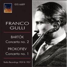 FRANCO GULLI suona Bartok & Prokofiev