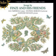 SONGS BY FINZI AND HIS FRIENDS