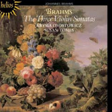 Brahms: Tre Sonate Per Violino