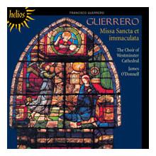 GUERRERO: Missa Sancta et immaculata