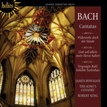BACH: Cantate BWV 54 - 169 - 170