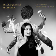 BEETHOVEN:Complete String Quartets Vol.2