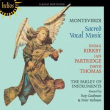 MONTEVERDI: Musica sacra vocale