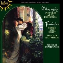 MUSSORGSKY - PROKOFIEV: Musica per piano