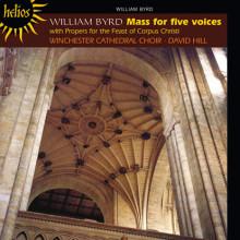 BYRD: Messa per 5 voci e altre opere