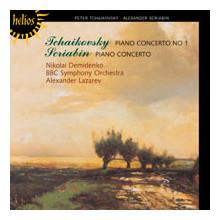 CIAIKOVSKY:Concerto per piano ed orchestra - SCRIABIN: Concerto per piano