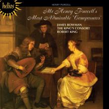 Purcell: Opere X Controtenore E Orchesta