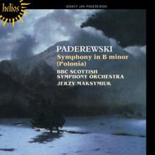 PADEREWSKI: Sinfonia in si min.'Polonia'