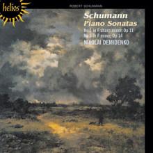 SCHUMANN: Sonate per piano Opp.11 & 14