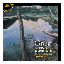 GRIEG: Quartetti per archi