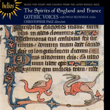 Spirit of England and France - Vol.1
