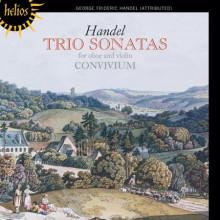 HANDEL: Trio sonate per oboe e violino