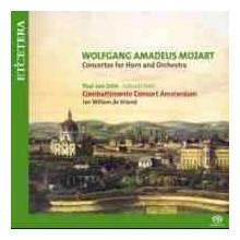 MOZART: Concerto per corno ed orchestra