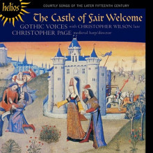A.V.: THE CASTLE OF FAIR WELCOME