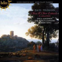 BACH/TELEMANN: Concerti per oboe