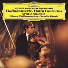 CIAIKOVSKY - MENDELSSHON: Violin Concertos