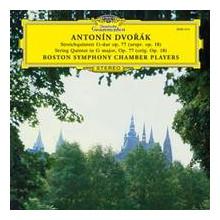 DVORAK: Quintetto per archi - Op.77