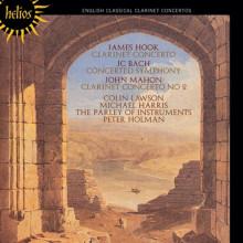 A.v.: Concerto Per Clarinetto Ed Orch.