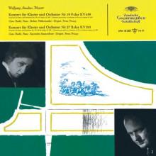 MOZART: Concerti per piano NN.19 & 27