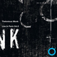 THELONIOUS MONK: Live in Paris Vol.2