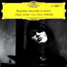 M.Argerich esegue Chopin - Brahms - Liszt