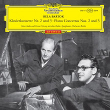 BARTOK: Concerti per piano NN. 2 & 3