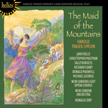 FRASER - SIMSON: THE MAID OF MOUNTAINS