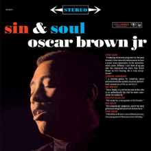 OSCAR BROWN JR: Sin & Soul