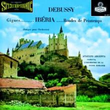 DEBUSSY: Images Pour Orchestre (London)