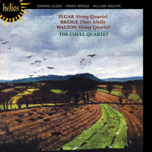 ELGAR/WALTON/BRIDGE: QUARTETTI