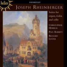 RHEINBERGER: Suites per organo e cello
