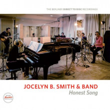 JOCELYN B.SMITH & BAND: Honest Song