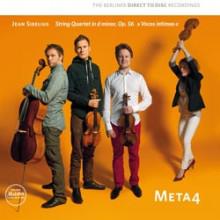SIBELIUS: String Quartet - Op.56