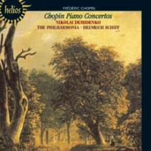 CHOPIN:CONC. PER PIANO E ORCHESTRA N.1 - 2