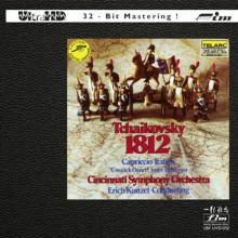 CIAIKOVSKY:Overture 1812 - Capriccio Ital