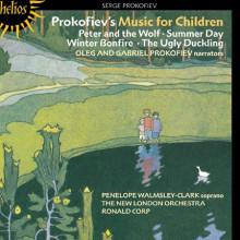 PROKOFIEV:Prokofiev's Music for Children