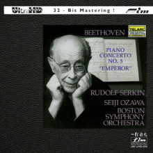 BEETHOVEN:Piano Concerto N.5 'Imperatore'