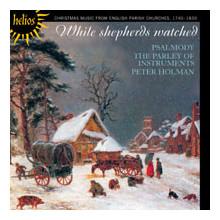 Musica Natalizia inglese 1740 - 1830