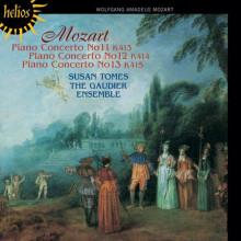 MOZART: Concerti per piano NN.11 - 12 - 13