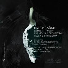 Saint - Saens: Opere X Violino E Orchestra