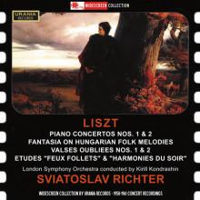 Liszt: Concerti Per Piano Nn.1 & 2
