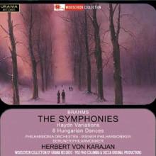 BRAHMS: Le 4 Sinfonie - Variazioni Op.56